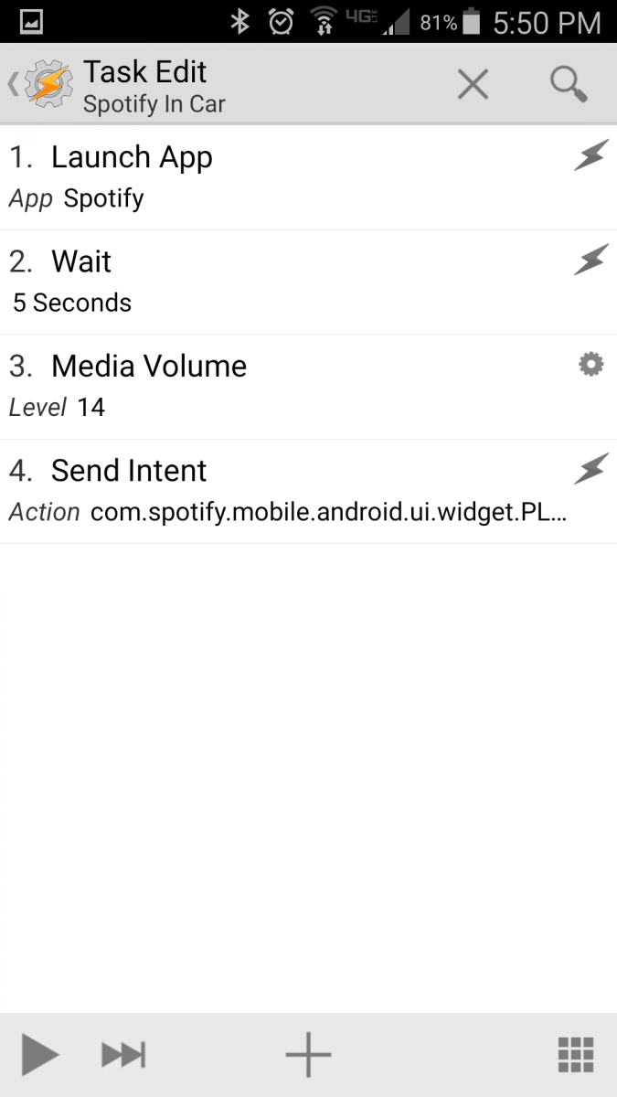 Make Spotify Start Playing Over Bluetooth When You Get In